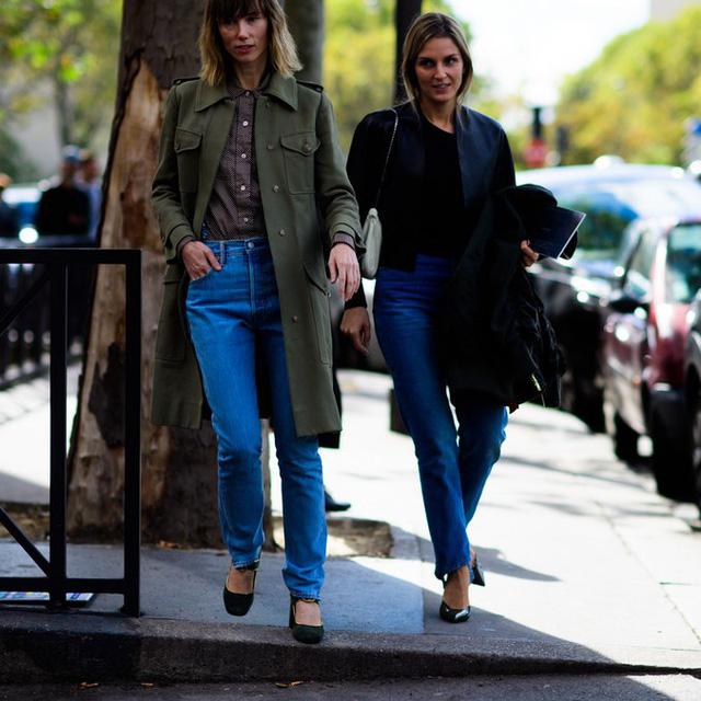 Săm soi áo khoác Thu - Đông cá tính ở Tuần lễ thời trang Paris - Ảnh 6.