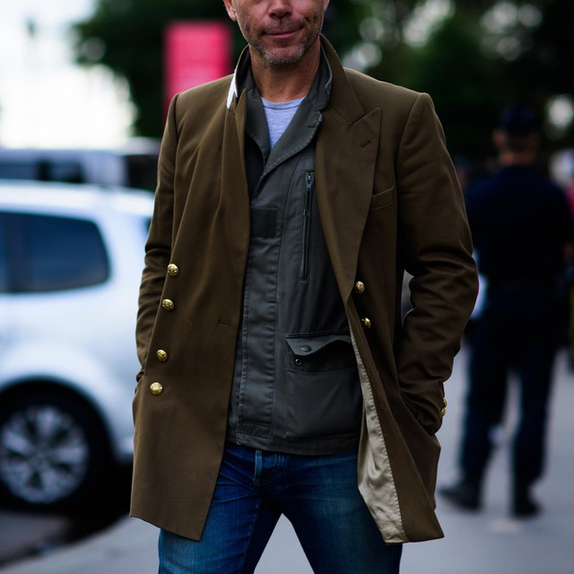 Săm soi áo khoác Thu - Đông cá tính ở Tuần lễ thời trang Paris - Ảnh 16.