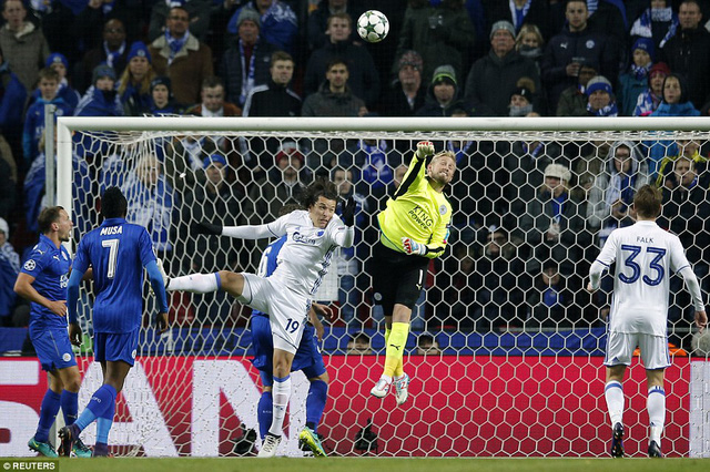 Lập kỉ lục tại Champions League, Leicester tiếp tục tạo bất ngờ thú vị - Ảnh 2.