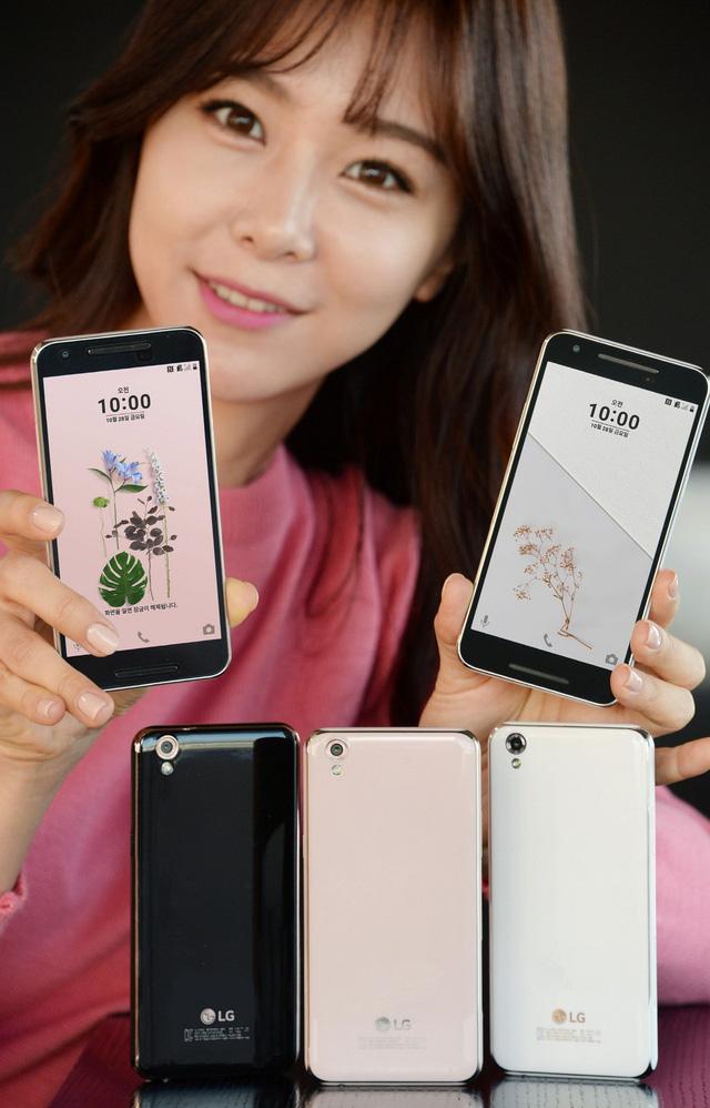LG U ra mắt tại Hàn Quốc với thiết kế giống Nexus 5X - Ảnh 3.
