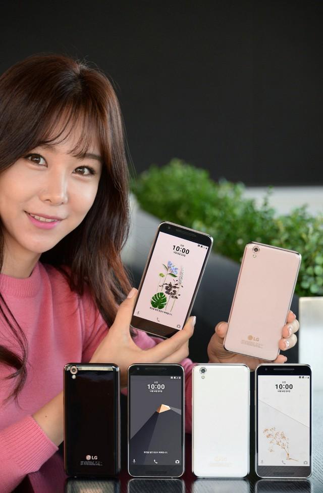 LG U ra mắt tại Hàn Quốc với thiết kế giống Nexus 5X - Ảnh 1.