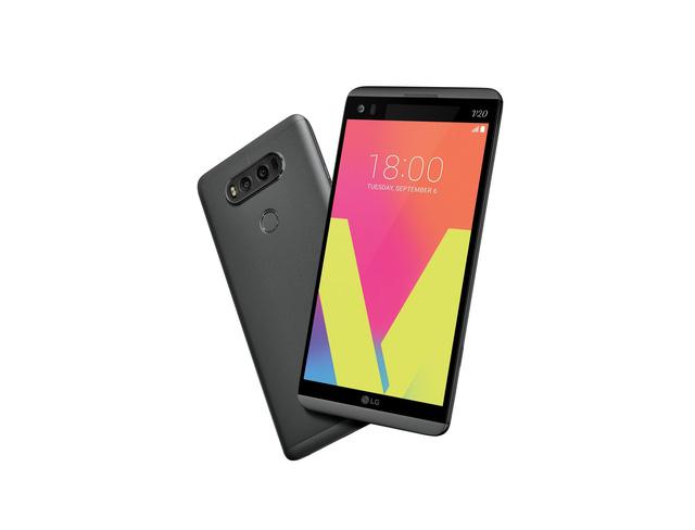 """LG V20 chính thức ra mắt: Android 7.0, 2 màn hình, 4 camera, pin """"khủng"""" - Ảnh 4."""