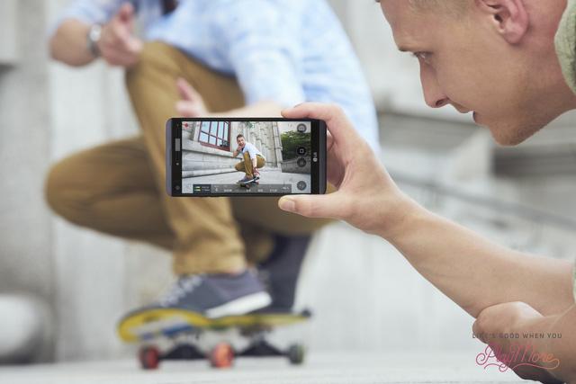 """LG V20 chính thức ra mắt: Android 7.0, 2 màn hình, 4 camera, pin """"khủng"""" - Ảnh 10."""