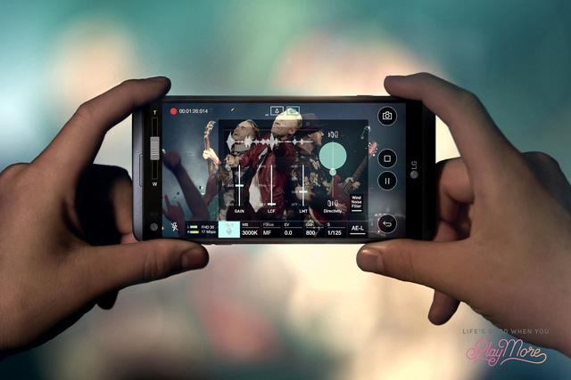 """LG V20 chính thức ra mắt: Android 7.0, 2 màn hình, 4 camera, pin """"khủng"""" - Ảnh 9."""