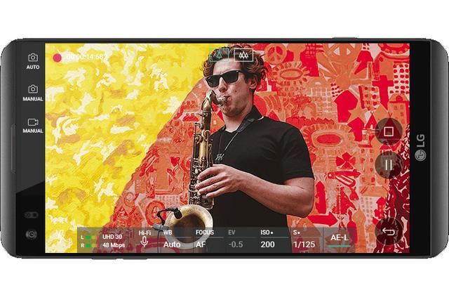 """LG V20 chính thức ra mắt: Android 7.0, 2 màn hình, 4 camera, pin """"khủng"""" - Ảnh 6."""