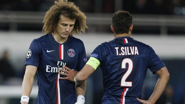 Chelsea bất ngờ hỏi mua… David Luiz - Ảnh 1.
