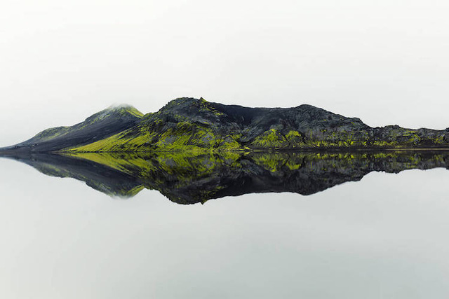 Ấn tượng trước quang cảnh đẹp như tranh vẽ ở Iceland - Ảnh 1.