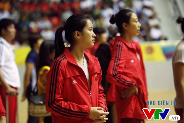 Cận cảnh nhan sắc của tiểu Lưu Diệc Phi ở ĐT trẻ Trung Quốc tại VTV Cup 2016 - Tôn Hoa Sen - Ảnh 11.