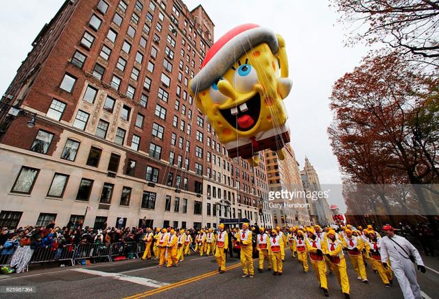 Hoành tráng cuộc diễu hành nhân lễ Tạ ơn tại Mỹ - Ảnh 5.