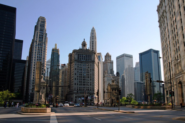 10 điểm đến tại Chicago, Mỹ có thể được khám phá bằng cáp treo - Ảnh 9.