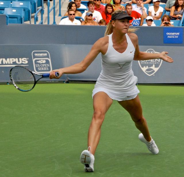 Maria Sharapova được giảm án cấm thi đấu - Ảnh 2.