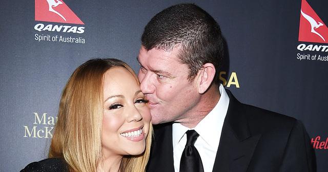 Chia tay nhau, Mariah Carey và hôn phu tái hợp với tình cũ - Ảnh 1.
