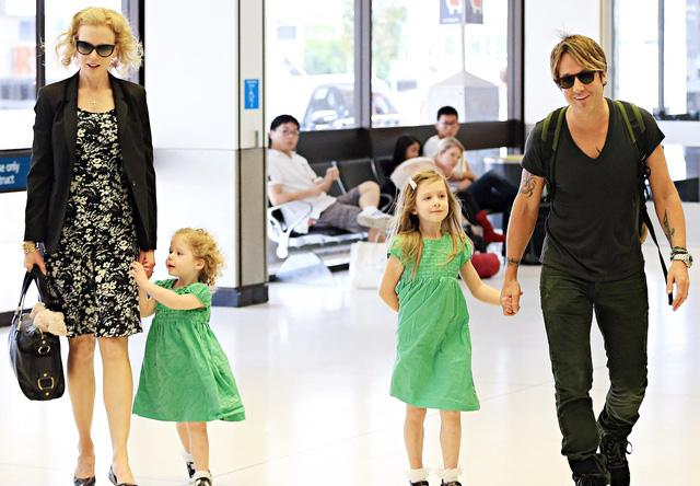 Nicole Kidman: Làm mẹ là một thách thức - Ảnh 1.