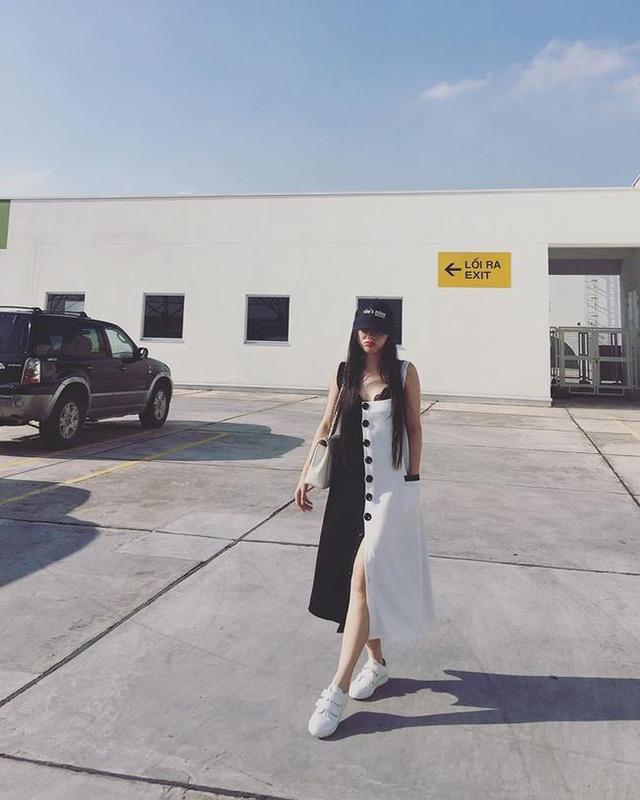 MC Minh Hà - hình mẫu thời trang mới cho giới trẻ - Ảnh 8.