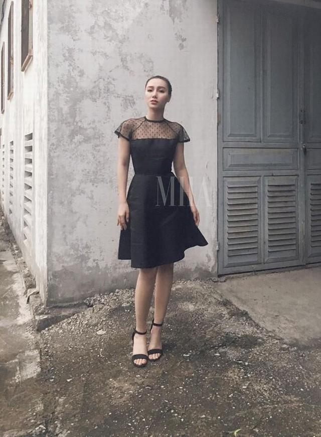 MC Minh Hà - hình mẫu thời trang mới cho giới trẻ - Ảnh 7.