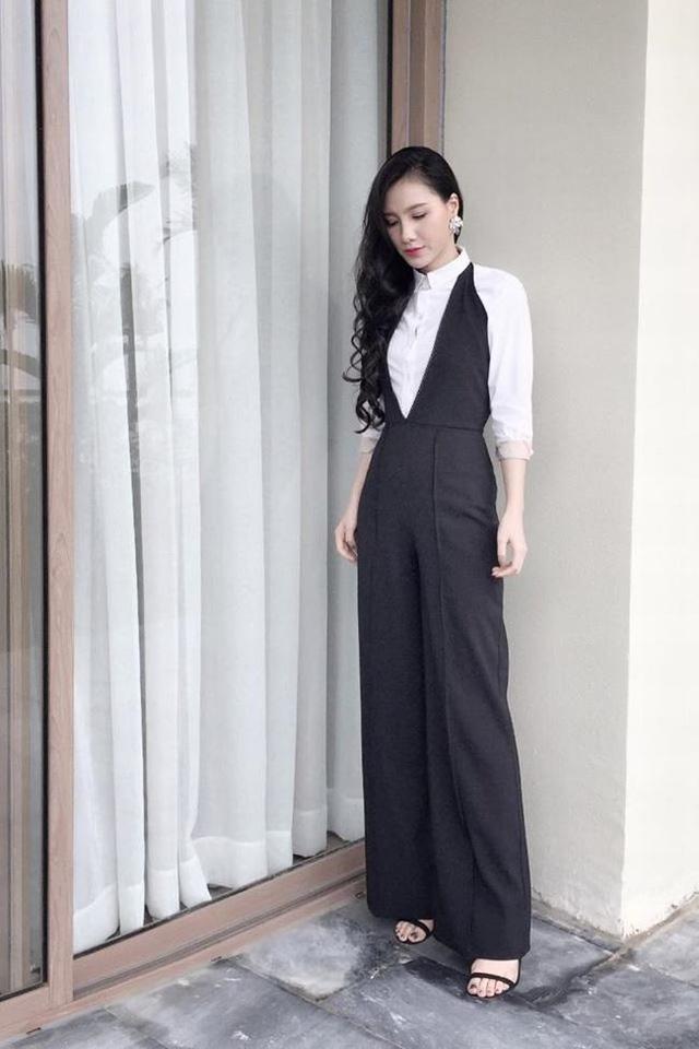 MC Minh Hà - hình mẫu thời trang mới cho giới trẻ - Ảnh 5.