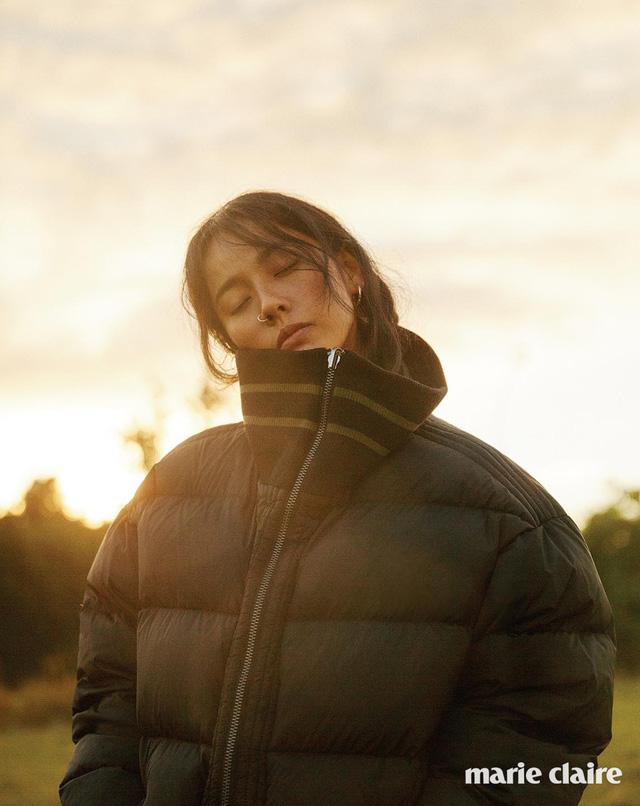 Lee Hyo Ri không thể cuốn hút hơn trên tạp chí Marie Claire - Ảnh 8.