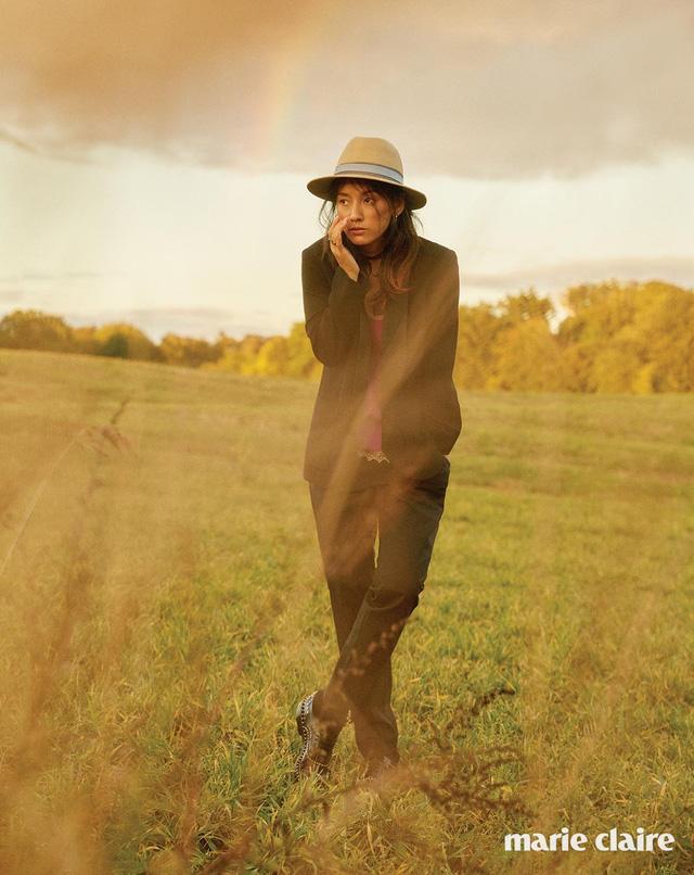 Lee Hyo Ri không thể cuốn hút hơn trên tạp chí Marie Claire - Ảnh 12.