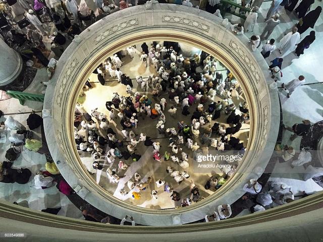 Hajj - lễ hành hương lớn nhất thế giới của người Hồi giáo - Ảnh 5.