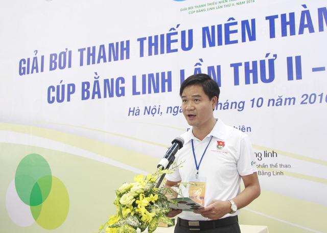 400 vận động viên tham gia tranh tài tại Giải bơi Thanh thiếu niên Hà Nội - Ảnh 2.