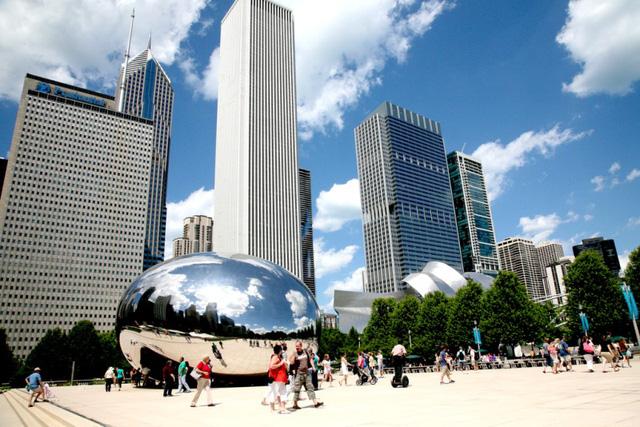 10 điểm đến tại Chicago, Mỹ có thể được khám phá bằng cáp treo - Ảnh 7.