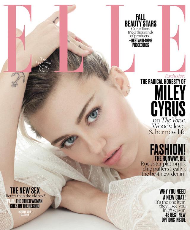 Bất ngờ với hình ảnh trong sáng của Miley Cyrus - Ảnh 2.