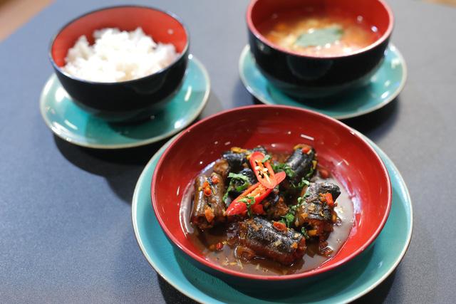 Bất ngờ với tài nấu nướng của Vua đầu bếp Christine Hà phiên bản nhí - Ảnh 2.