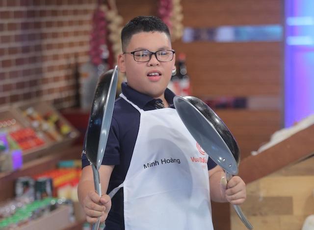 Vua đầu bếp nhí: Top 12 hào hứng bật mí về thần tượng và ước mơ - Ảnh 12.