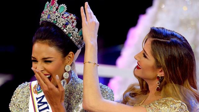 Nhan sắc xinh đẹp của Hoa hậu Hoàn vũ Venezuela 2016 - Ảnh 3.