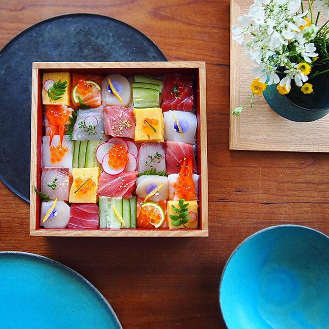 Thích thú trước nghệ thuật làm đẹp cho sushi - Ảnh 8.
