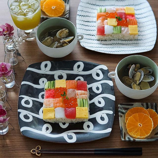 Thích thú trước nghệ thuật làm đẹp cho sushi - Ảnh 3.