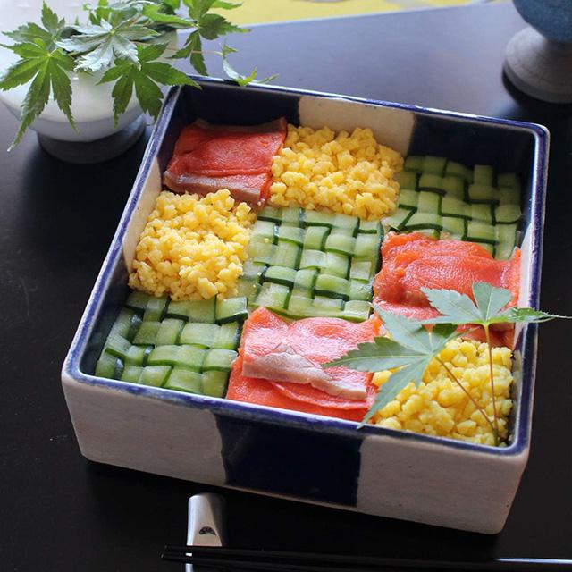 Thích thú trước nghệ thuật làm đẹp cho sushi - Ảnh 6.
