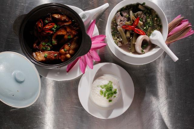 Chết mê những món ăn của thí sinh Vua đầu bếp nhí tại TP.HCM - Ảnh 4.