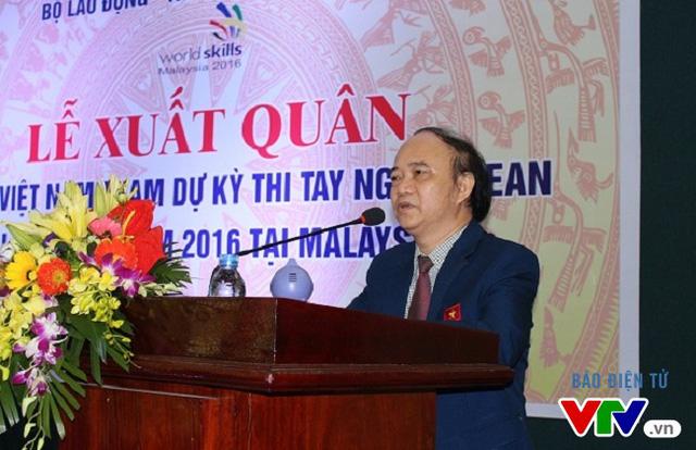 Việt Nam tham dự Kỳ thi tay nghề ASEAN 2016: Lửa thử vàng - Ảnh 1.