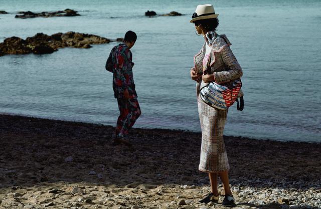 Dấu ấn Cuba trong chiến dịch thời trang mới của Chanel - Ảnh 7.