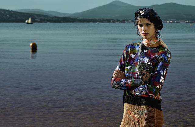 Dấu ấn Cuba trong chiến dịch thời trang mới của Chanel - Ảnh 6.
