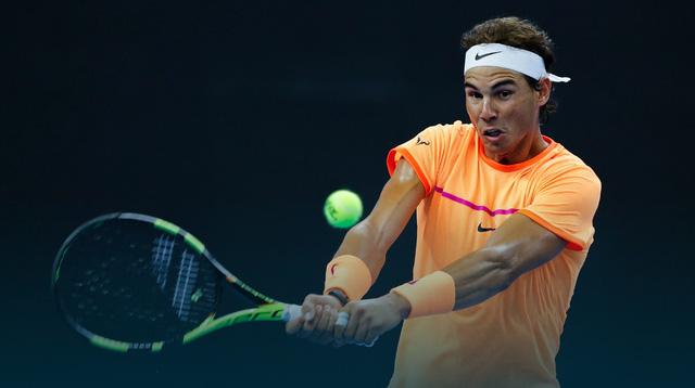 Nadal đã có trận đấu đầu tiên của mình kể từ sau thất bại ở giải Mỹ mở rộng