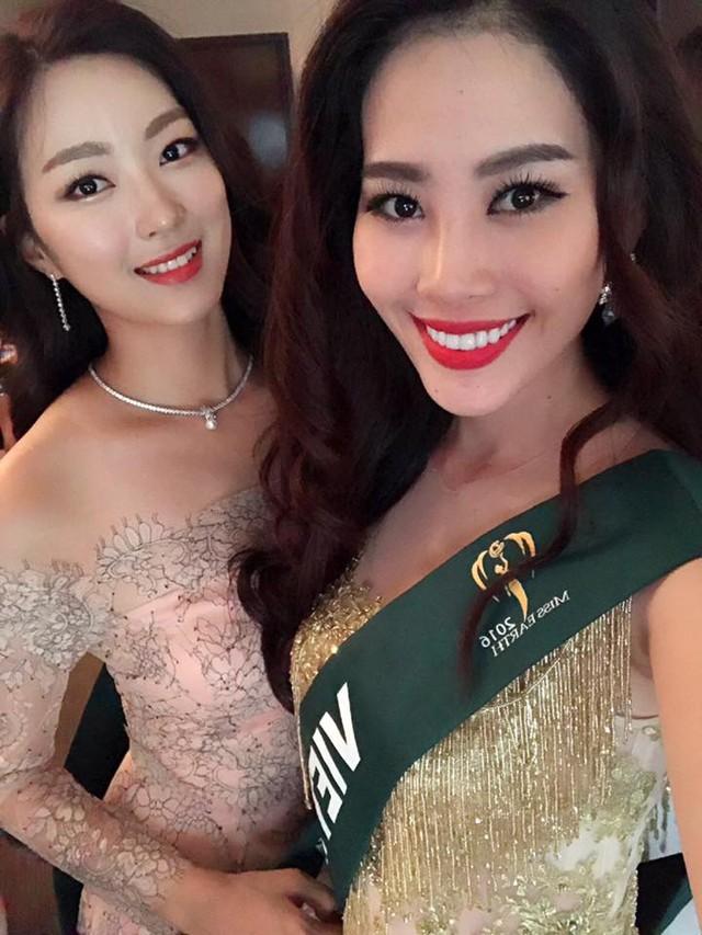 """Những hình ảnh cực """"nóng"""" của Nguyễn Thị Lệ Nam Em tại Hoa hậu Trái đất 2016 - Ảnh 3."""