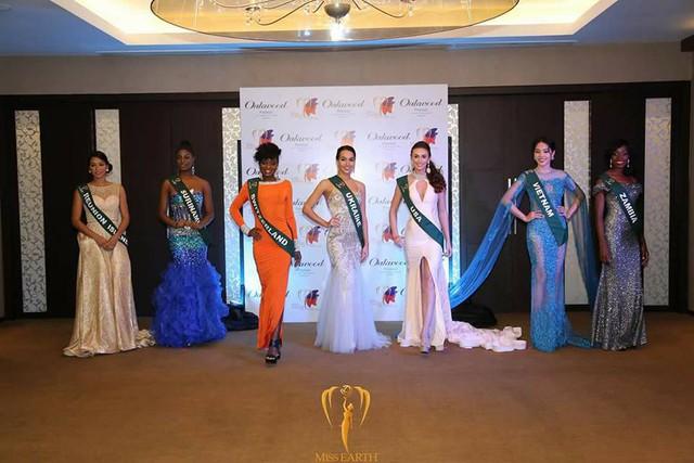 Nam Em tiếp tục rinh giải tại Hoa hậu Trái đất 2016 - Ảnh 6.