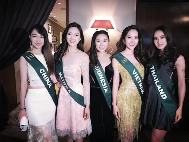 """Những hình ảnh cực """"nóng"""" của Nguyễn Thị Lệ Nam Em tại Hoa hậu Trái đất 2016 - Ảnh 2."""