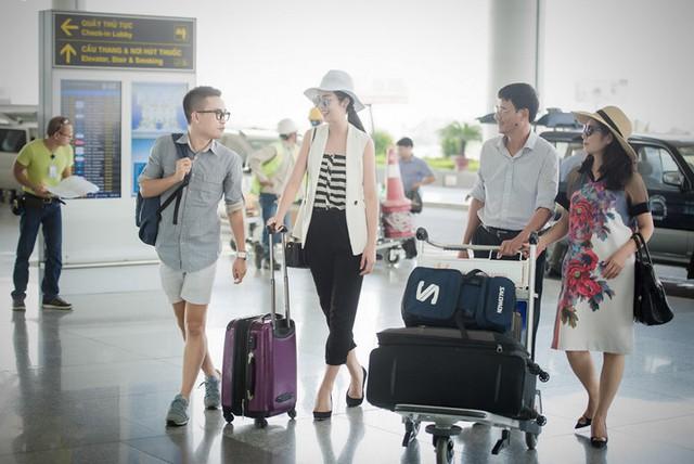 Ngọc Hân tiết kiệm tiền để cho bố mẹ du lịch Nhật Bản - Ảnh 4.