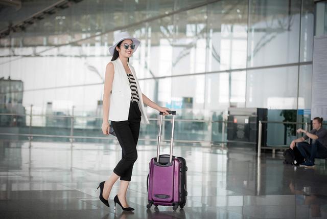 Ngọc Hân tiết kiệm tiền để cho bố mẹ du lịch Nhật Bản - Ảnh 3.