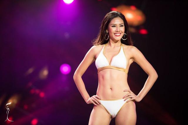 Nguyễn Thị Loan ngậm ngùi dừng chân ở Top 20 Hoa hậu Hòa bình thế giới 2016 - Ảnh 3.