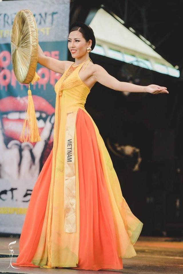 Nguyễn Thị Loan ngậm ngùi dừng chân ở Top 20 Hoa hậu Hòa bình thế giới 2016 - Ảnh 5.