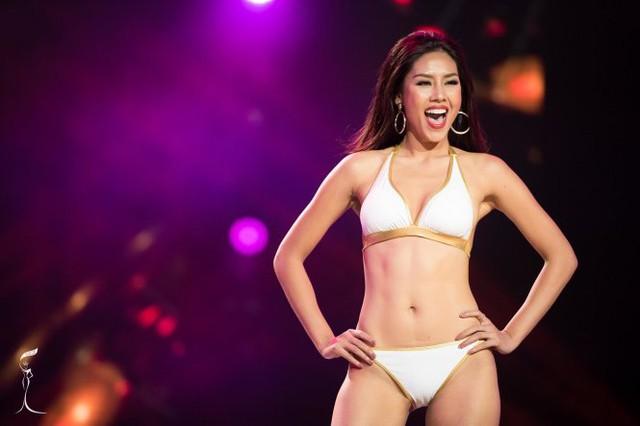 Nguyễn Thị Loan ngậm ngùi dừng chân ở Top 20 Hoa hậu Hòa bình thế giới 2016 - Ảnh 2.