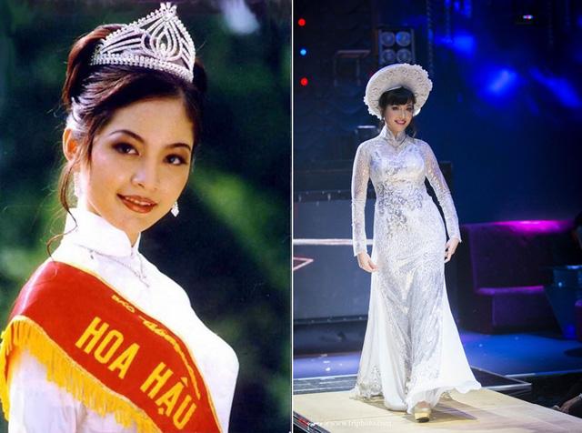 Hoa hậu Việt Nam: Nhan sắc nào xinh đẹp nhất? - Ảnh 5.