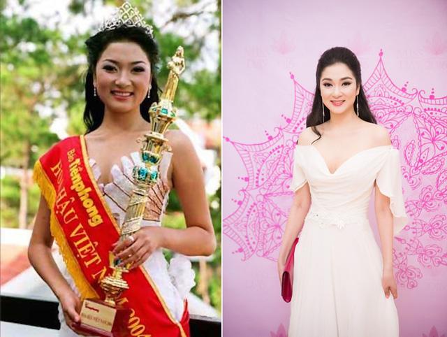 Hoa hậu Việt Nam: Nhan sắc nào xinh đẹp nhất? - Ảnh 9.