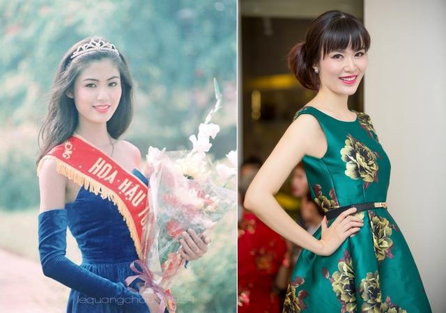 Hoa hậu Việt Nam: Nhan sắc nào xinh đẹp nhất? - Ảnh 4.