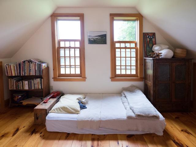 Mê mẩn căn nhà gỗ ấm áp và bình yên ở làng quê nước Mỹ - Ảnh 11.