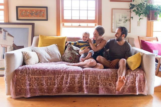Mê mẩn căn nhà gỗ ấm áp và bình yên ở làng quê nước Mỹ - Ảnh 5.